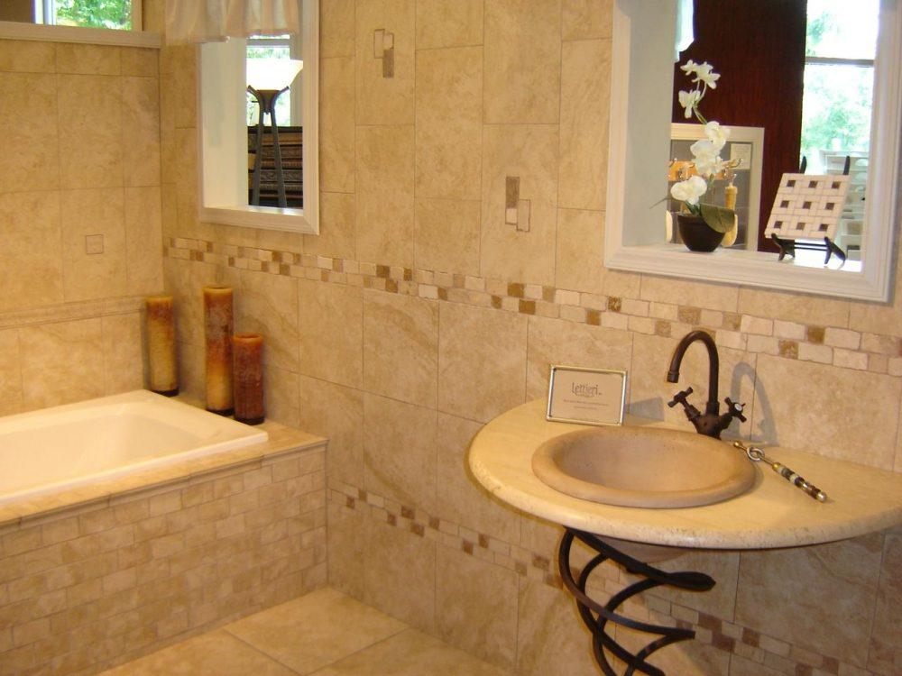 Azulejos de baño de cerámica :: Imágenes y fotos