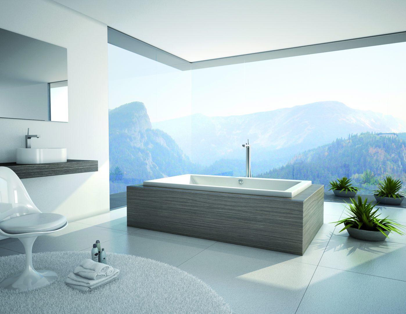 Diseno De Baños Sin Banera:Bañeras y duchas