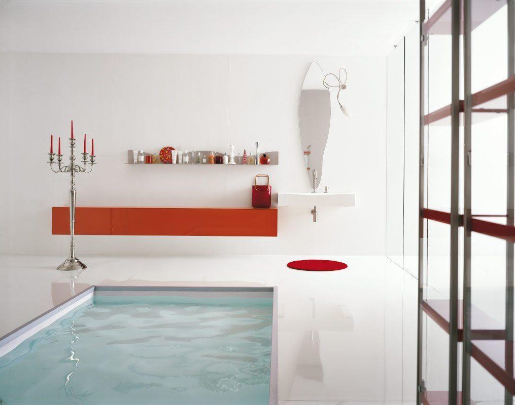 Feng Shui Baño Inodoro:Baño Feng Shui con lavabo suspendido :: Imágenes y fotos