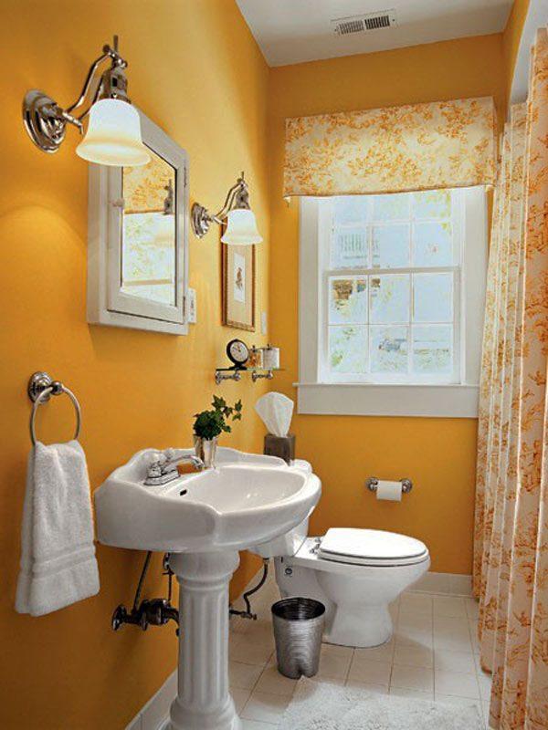 Galería de imágenes: Decorar un cuarto de baño pequeño