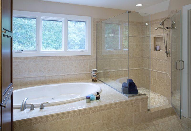 Jacuzzi Tub Shower Combo Ideas