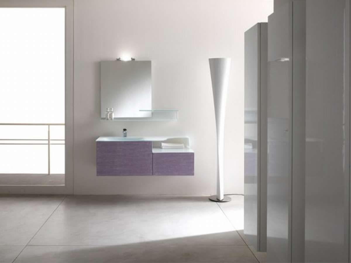 Ba os minimalistas im genes y fotos for Muebles de bano minimalistas