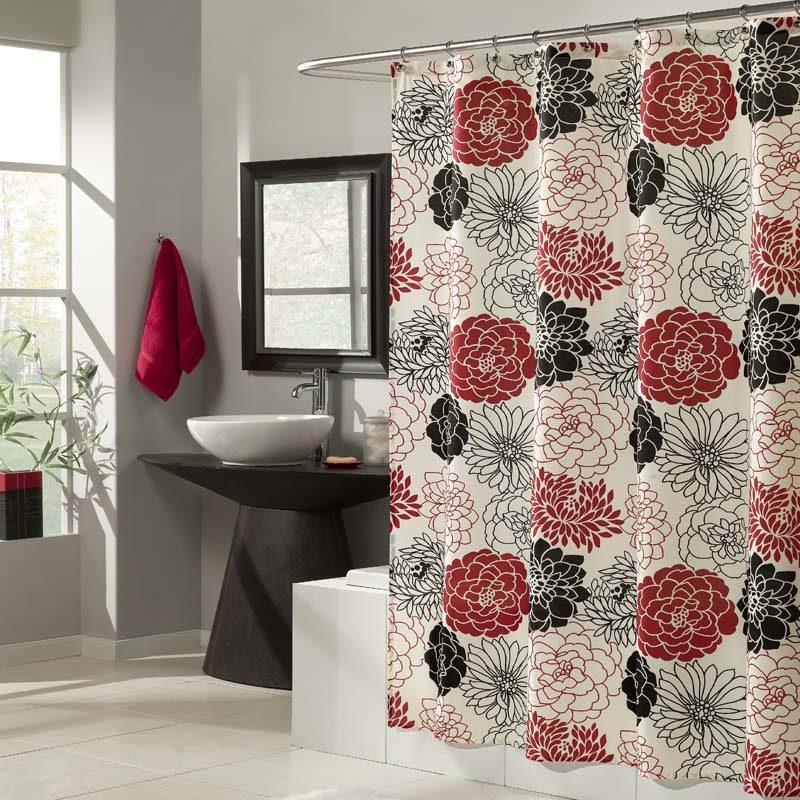 Cortinas De Baño Imagenes: en baños  Somos una guía perfecta para la decoración de baños