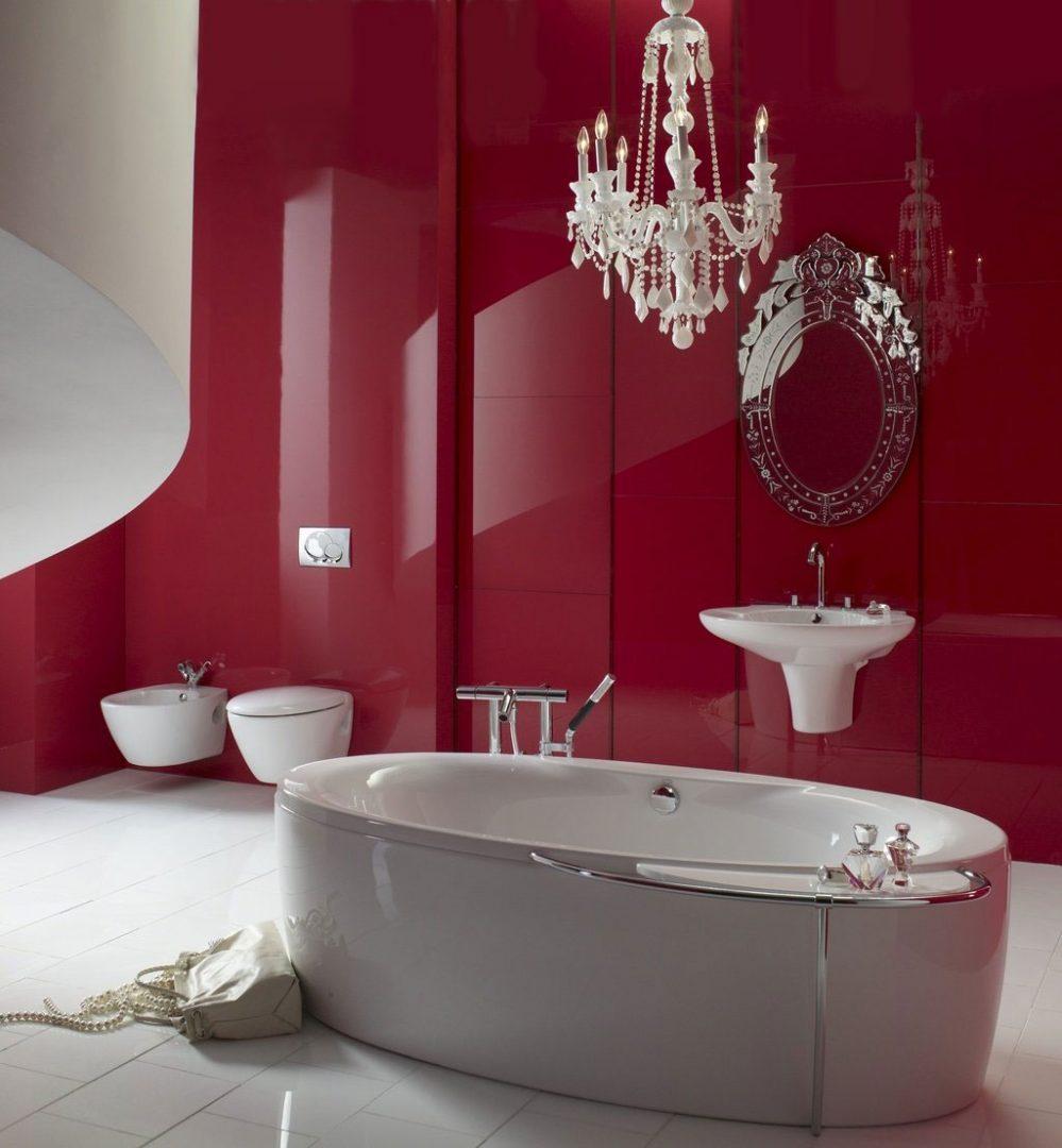 Lamparas Baño Vintage:Lámpara romántica de baño :: Imágenes y fotos