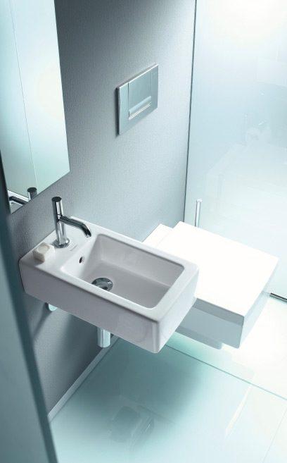 Galer a de im genes lavabos peque os for Bauhaus lavabos