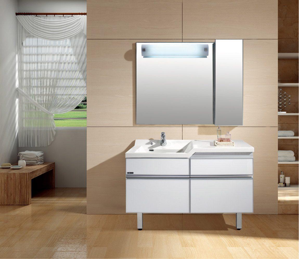 Espejos de ba o de dise o casa dise o for Mueble espejo bano ikea