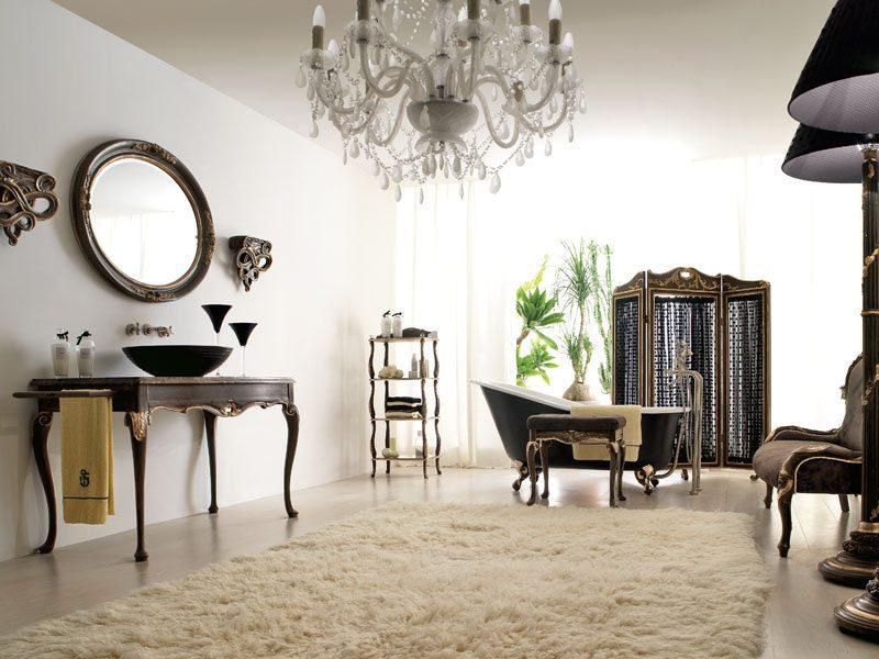 Muebles De Baño Imagenes:Muebles de baño románticos :: Imágenes y fotos