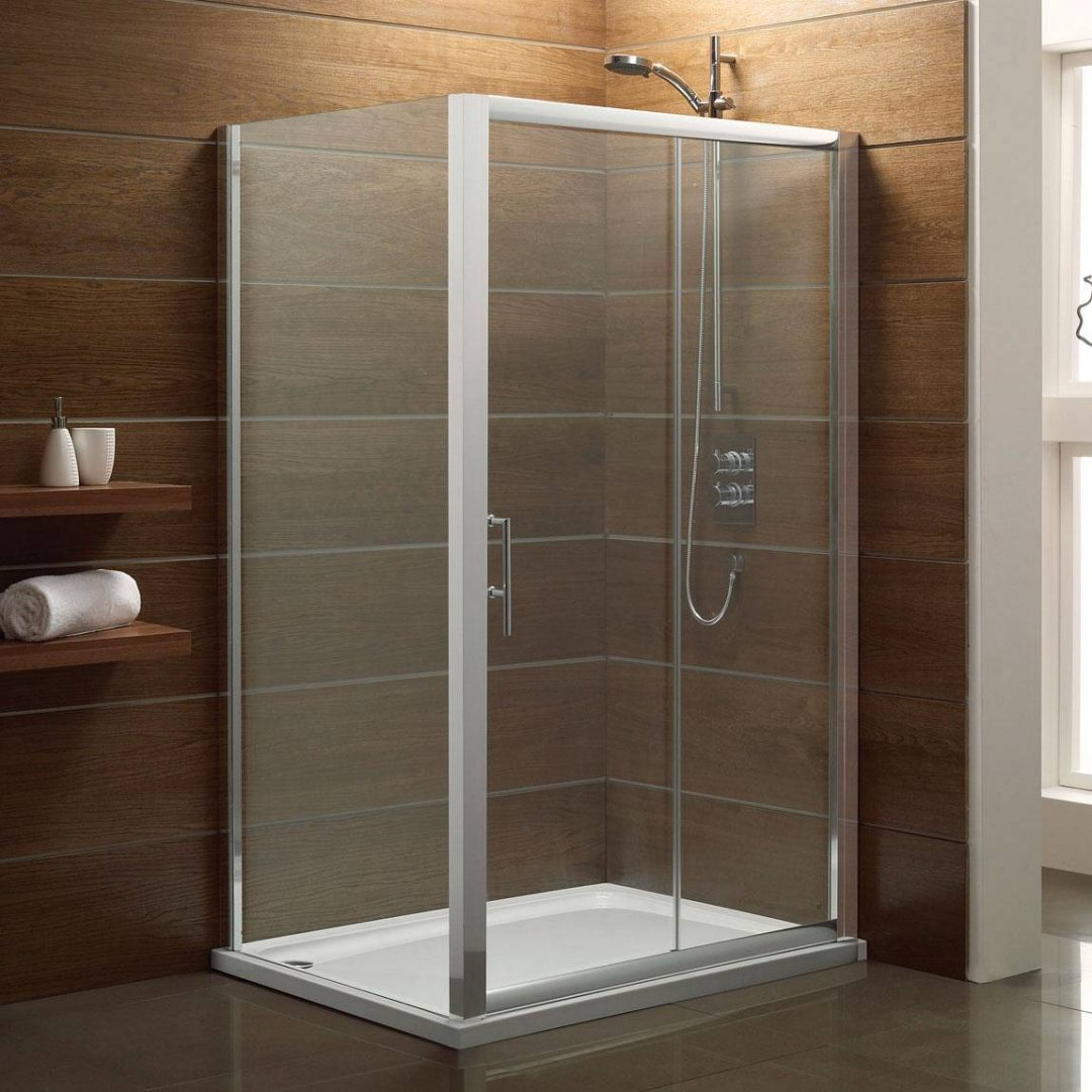 Plato de ducha im genes y fotos - Banos con plato de ducha modernos ...