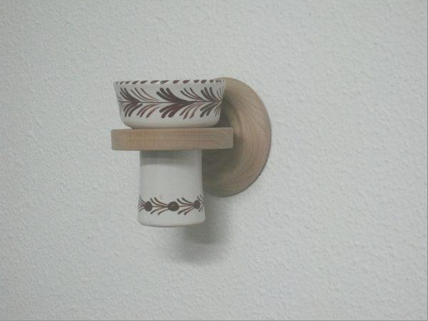 Galer a de im genes accesorios de madera para el cuarto for Accesorios cuarto de bano madera