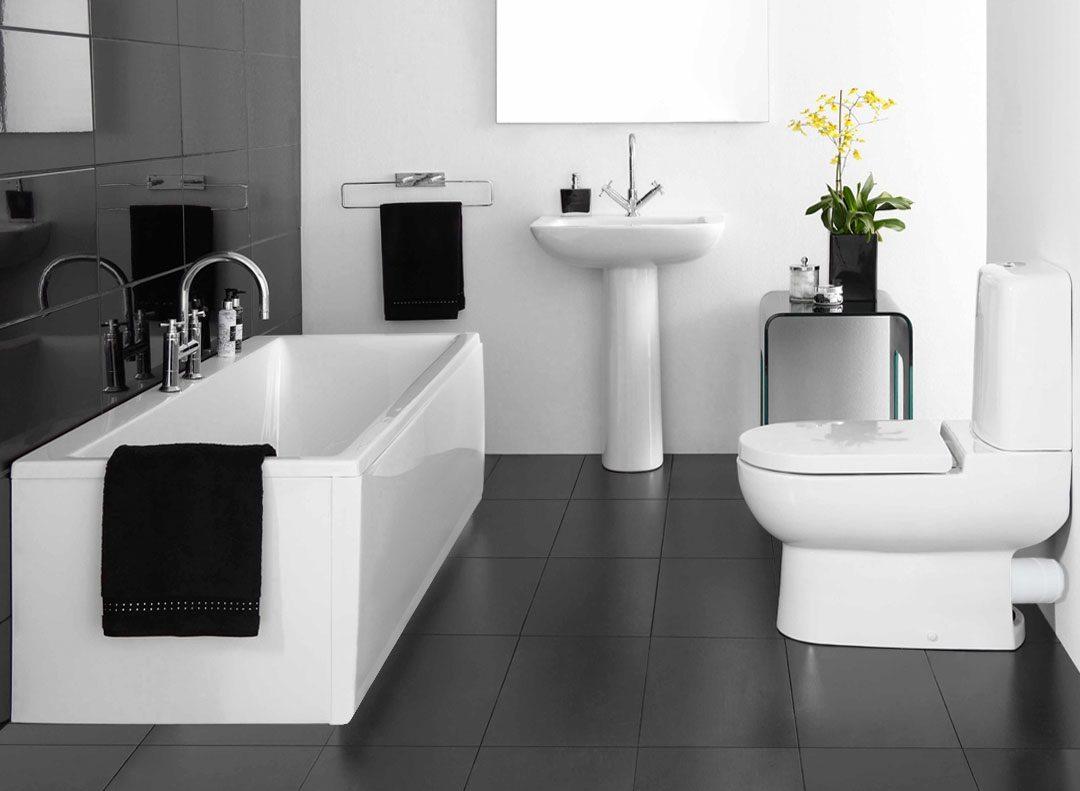 Cuarto de baño sin ventanas :: Imágenes y fotos