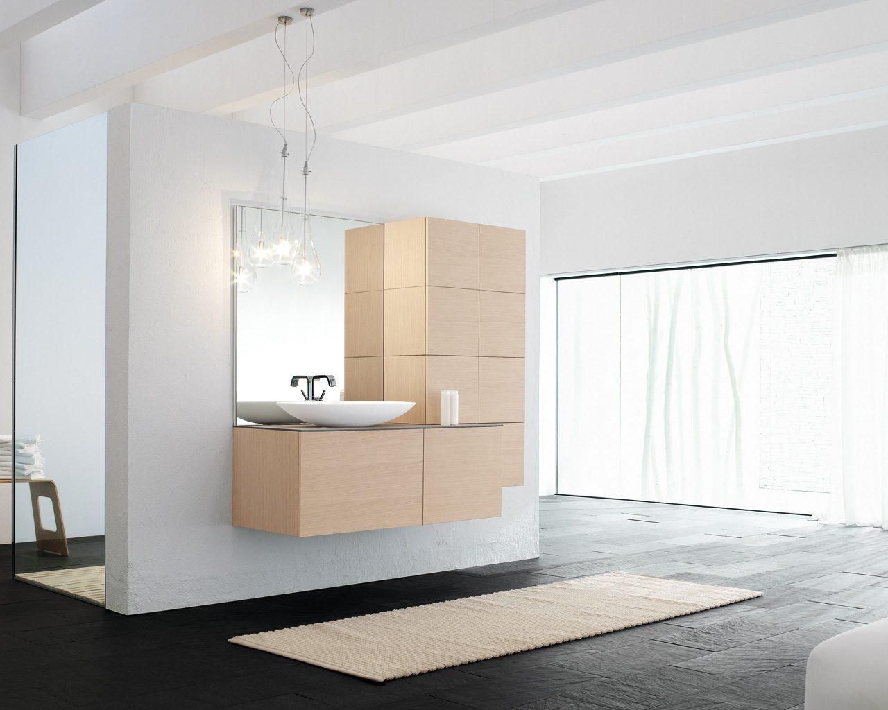 Decoracion De Baño Minimalista:Cuartos de baño minimalistas