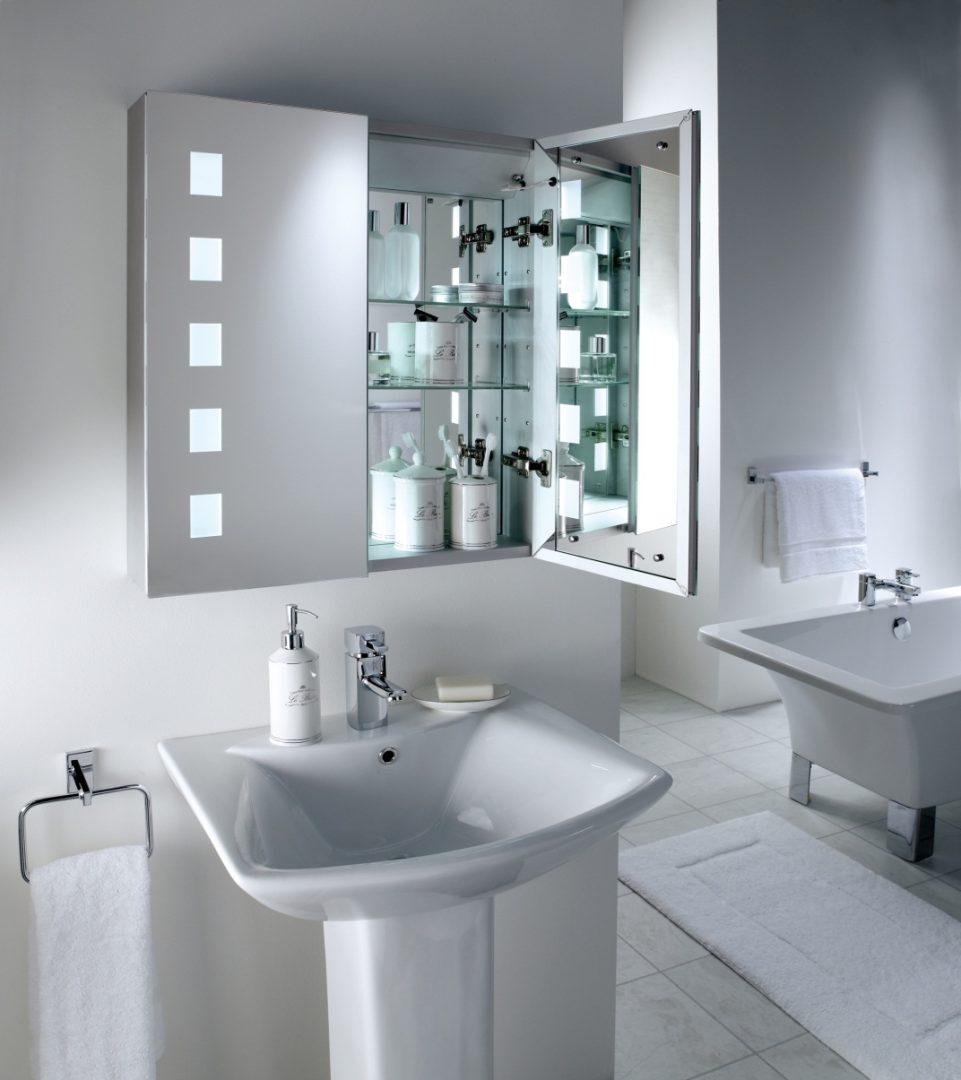 espejo de bao con luz