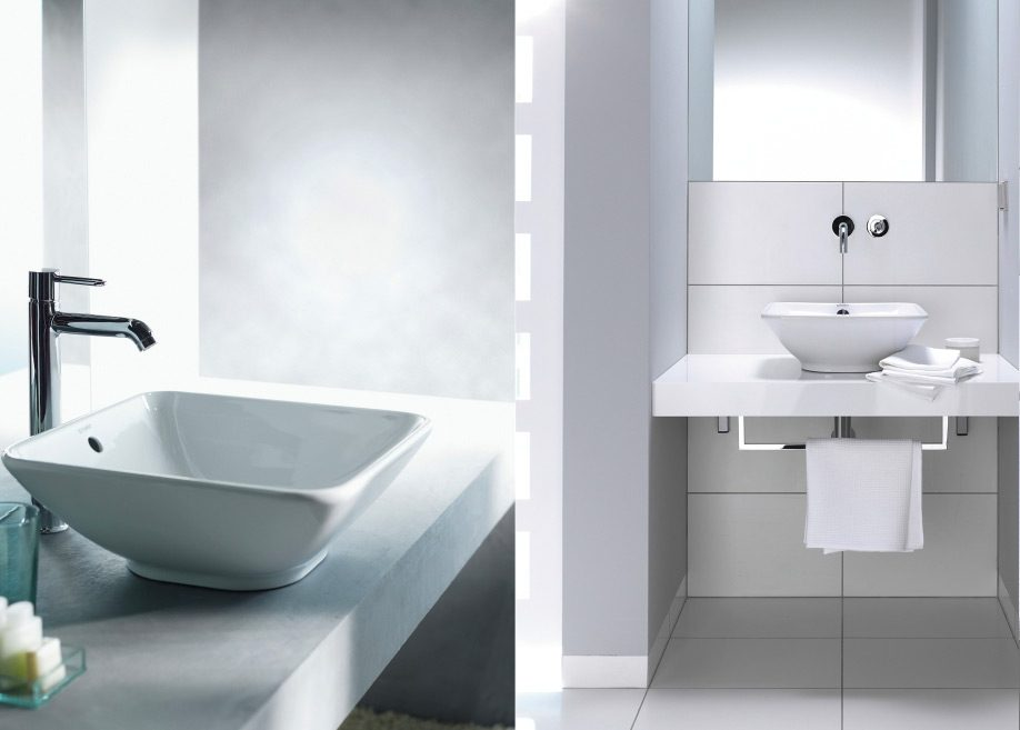 Mesa Para Lavabos Modernos.Lavabos Pequenos